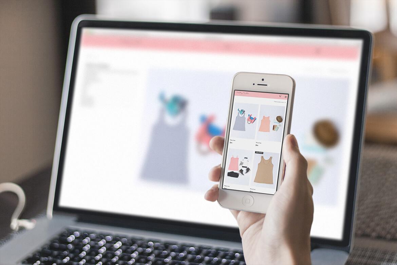 litl | molly miska - website & ecommerce
